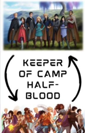 Keeper of Camp Half Blood by TheNerdBehindtheMask