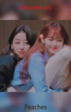 peaches || chuuves au by choerrydelight