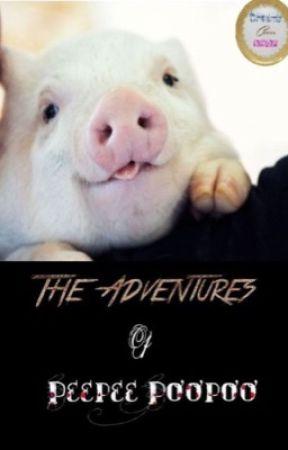 the adventures of peepee poopoo by ambergoon
