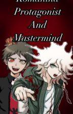 Komahina mastermind and protagonist  by hishopefuldespair