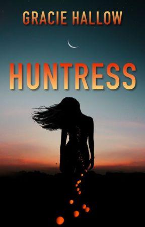 Huntress by AmazingGraceless