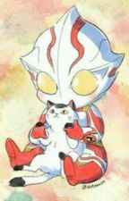 Ultraman Drabble by NaradaKarias