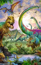 *Dibujos de Dinosaurios y Pokemon híbridos* by LizVal728