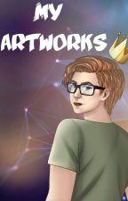My artworks by RantottaLady