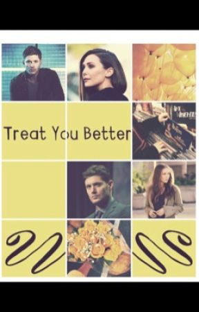 Treat You Better   Jensen Ackles social media   completed  by marvel-rhapsody