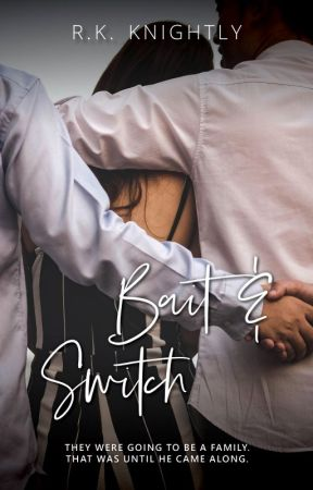 Bait And Switch--SAMPLE (Book 4 of The Claimed Series) by HereLiesSnoops