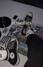 remedies. | bill denbrough  by babypinkhearts