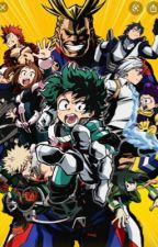 My Hero Academia - Multiverse [EDITING]  by fergieferg9999999
