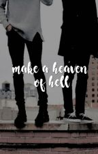 MAKE A HEAVEN OF HELL ━━ Johnlock by bakerstreets