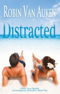 Distracted √ cover