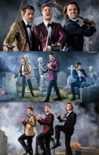 Supernatural || Gif Series(Completed) by -DRAGOONLORD-