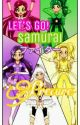 LET'S GO Samurai ファイター Precure #2 by SonocchiSenpai
