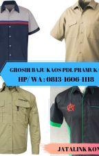 MANTAP.!, ✅ WA: 0813-1606-1118, Produsen Baju PDL Pramuka ke Halmahera Tengah, by grosirpdlpramuka