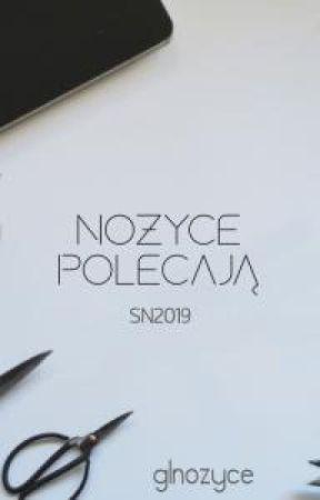 Nożyce polecają - Splątane nici 2019 by GLNozyce