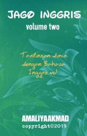 JAGO INGGRIS (Volume Two)  by Amaliyaakmad
