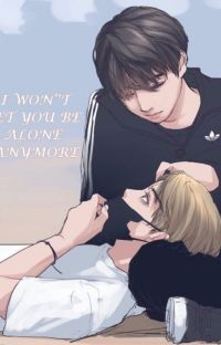 I won't let you be alone anymore cover