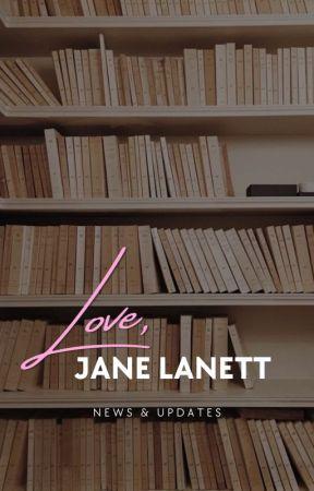 News & Updates by JaneLanett