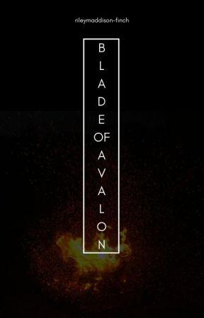 blade of avalon by RileyMaddison-Finch