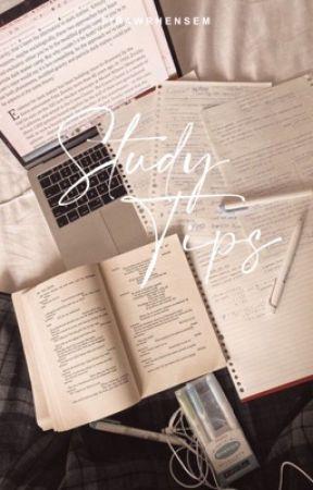 Study Tips  by firawrhensem