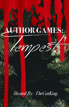 Author Games: Tempest by TheCatKing