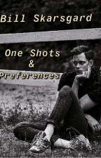 Bill Skarsgard One Shots & Preferences by loomis_babe