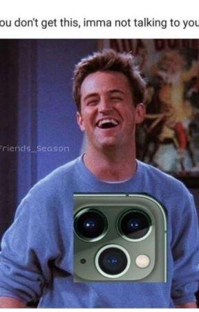 Chandler Bing X Reader Oneshots by dynastydecapitatedd