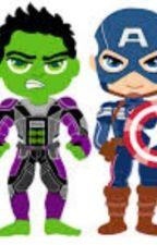 Avengers Baby by daddysgirl789