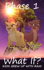 Lion Guard What If-Kion Grew Up With Rani by amazingspiderfan110