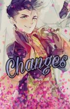 Changes - Damian Wayne x Male Reader by Alien-Mochi25