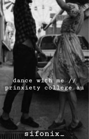 dance with me // prinxiety college au by spooky-royalty