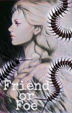 Friend or Foe  (Elsa X Fem!Reader) Frozen/FrozenII by Koud_Folc