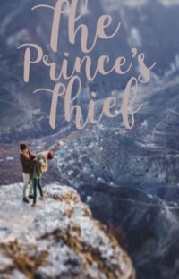 ON HOLD The Prince's thief (sequel to The Queen's Alpha) cover