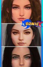 Sonic X (Kyla)  by KylaGaming126