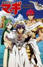 Magi: The life of Sinbad's daughter by MagicDreamPlanet