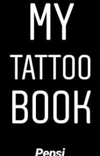 My TATTOO BOOK 💕 cover