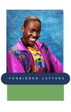 Forbidden letters Eric Effiong x Adam Groff by DamnCamCam71