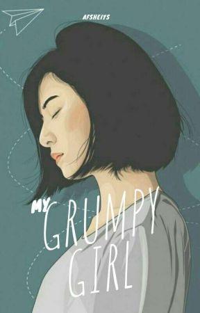 My Grumpy Girl by afsheiys