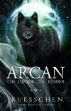 Arcan - Ich werde sie finden  cover