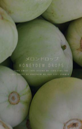 honeydew drops | shokugeki no soma by -bbymilk