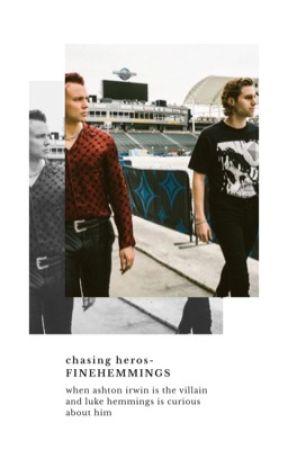 chasing heros | lashton by FINEHEMMINGS
