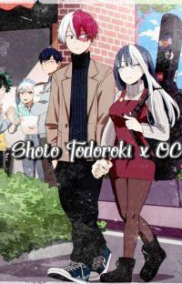 Shoto Todoroki x OC cover