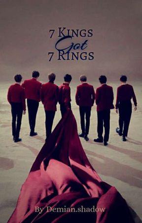 7 Kings Got 7 Rings by winterluvgirl