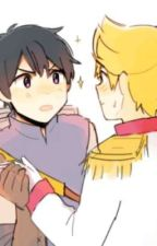 The Prince and a Knight (NessCas) uncompleted by Aestheticlysalty