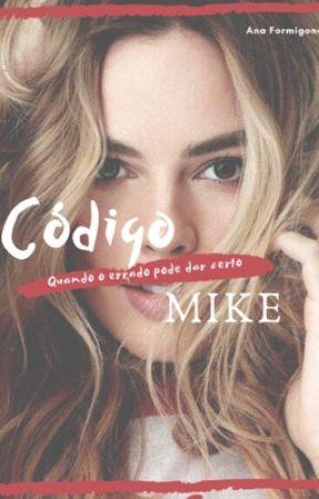 CÓDIGO MIKE by AnaFormigone