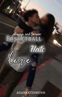Basketball, Hate, Love  2° Book cover