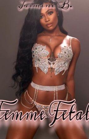 Femme Fatale  by theeblackrose-