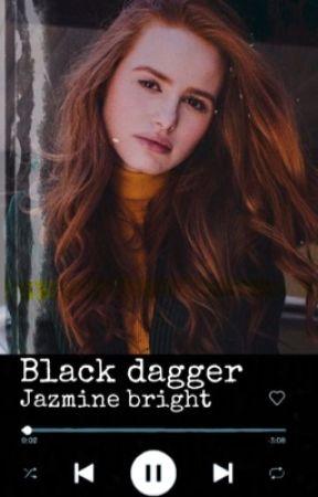 Black dagger. (Original) ™ by jazminebrightxx