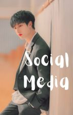Social Media || Bang Chan FF  ✔ by starry_kids