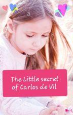 Carlos deVill's secret little sister  by I_love_Hamilton_yeet