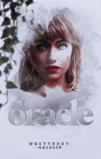 ✓   ORACLE, garrett by -lalalie